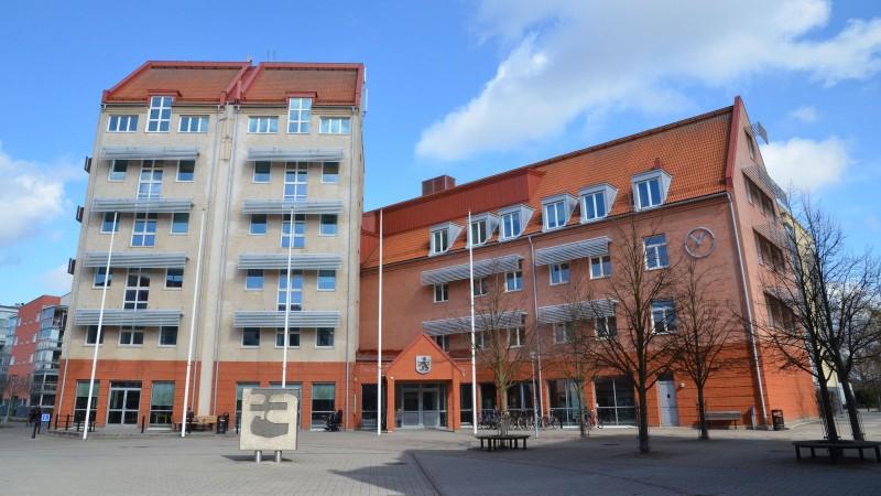 Rådhuset. Foto: Johanna Liwenborg