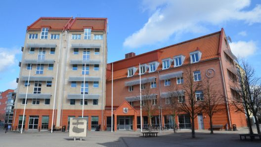 Rådhuset. Foto: Staffanstorps kommun