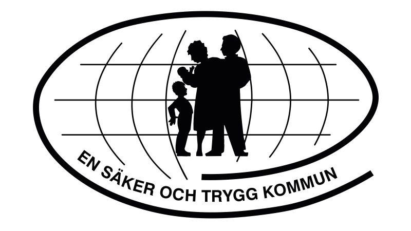 """Logotyp """"En säker och trygg kommun"""""""