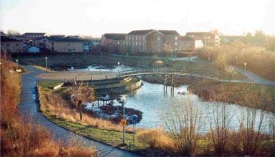 Nevisborgs damm Anläggningspris 1992