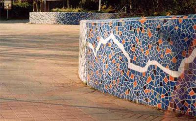 mosaikmuren