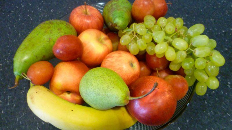 Fruktfat. Foto: Margaret Åkesson