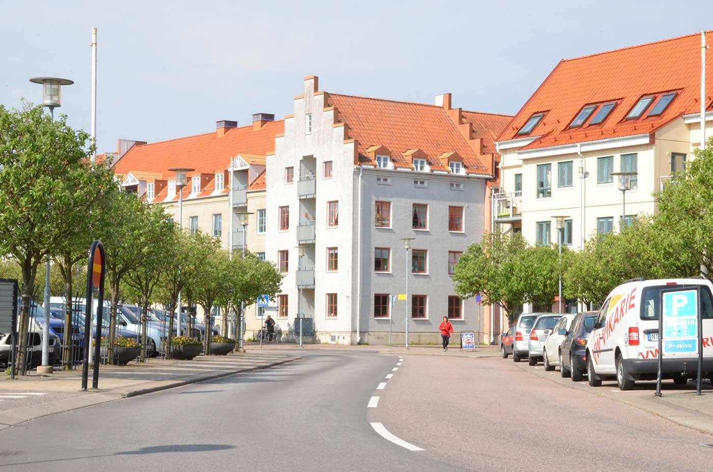 Staffanstorp centrum Foto: Johanna Liwenborg