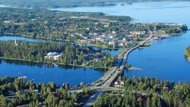 Viitasaari. Foto: Ludicael via Wikimedia Commons