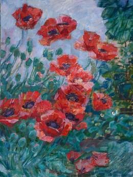 Anna Rochegova Blooming
