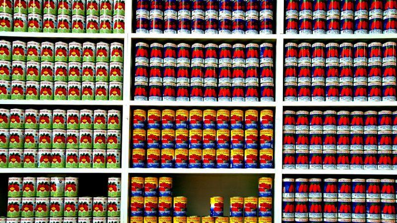 Konservburkar kan innehålla Bisfenol A. Foto: shrapnel1 by flickr.com