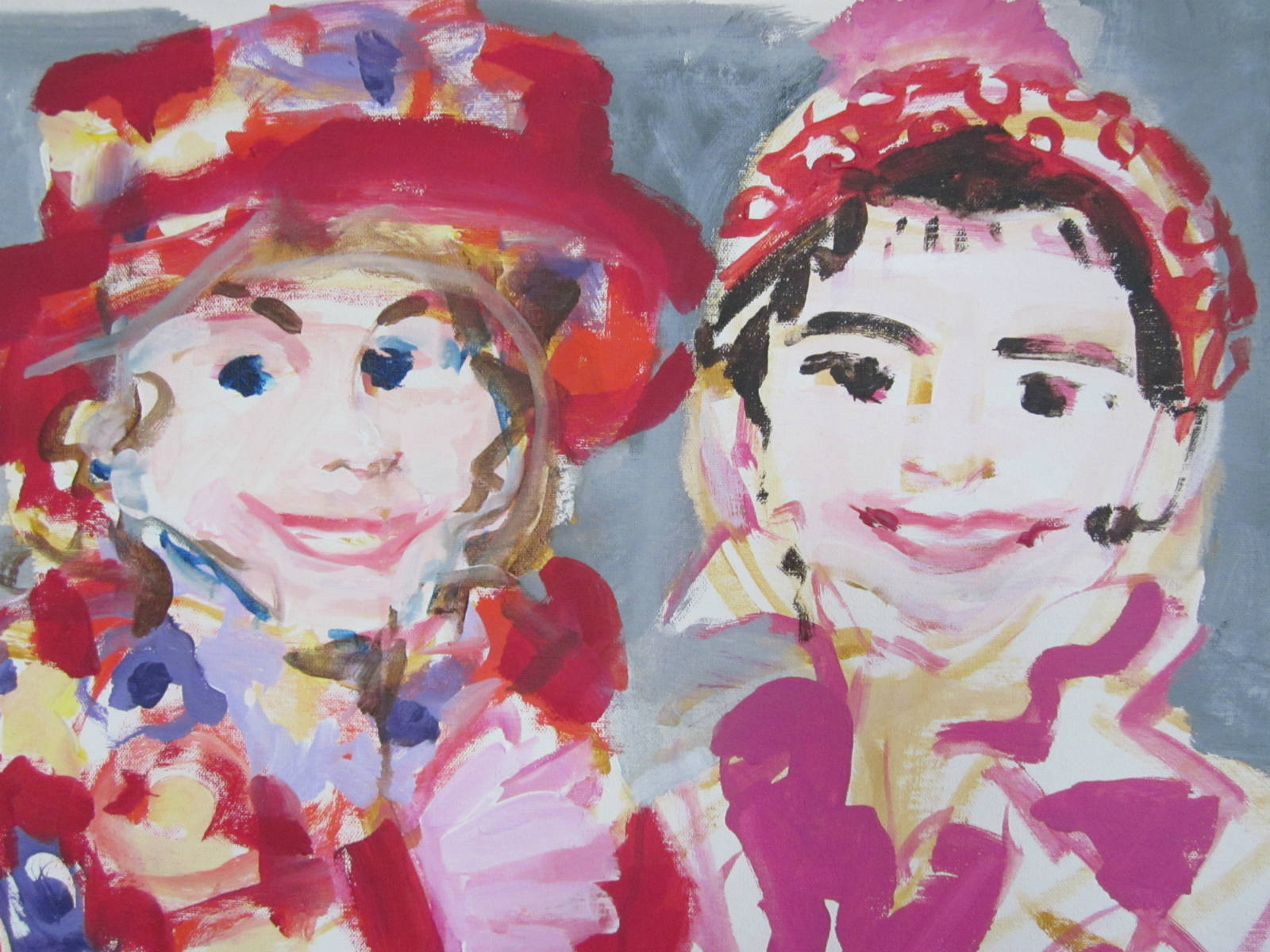 Målning: Tonie Roos