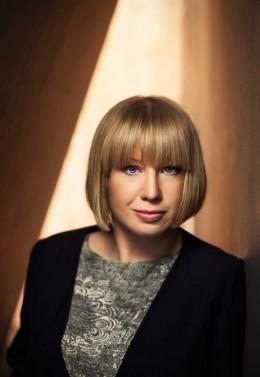 Kristina Ohlsson Foto: Thron Ullberg