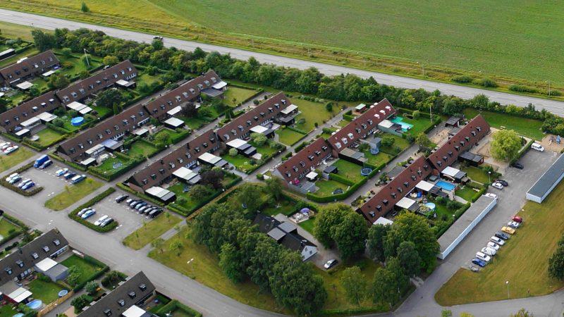 I Staffanstorps kommun finns ingen tomt- och villakö. Foto: Avitech