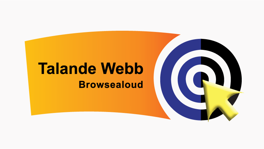 Talande webb Browsealoud