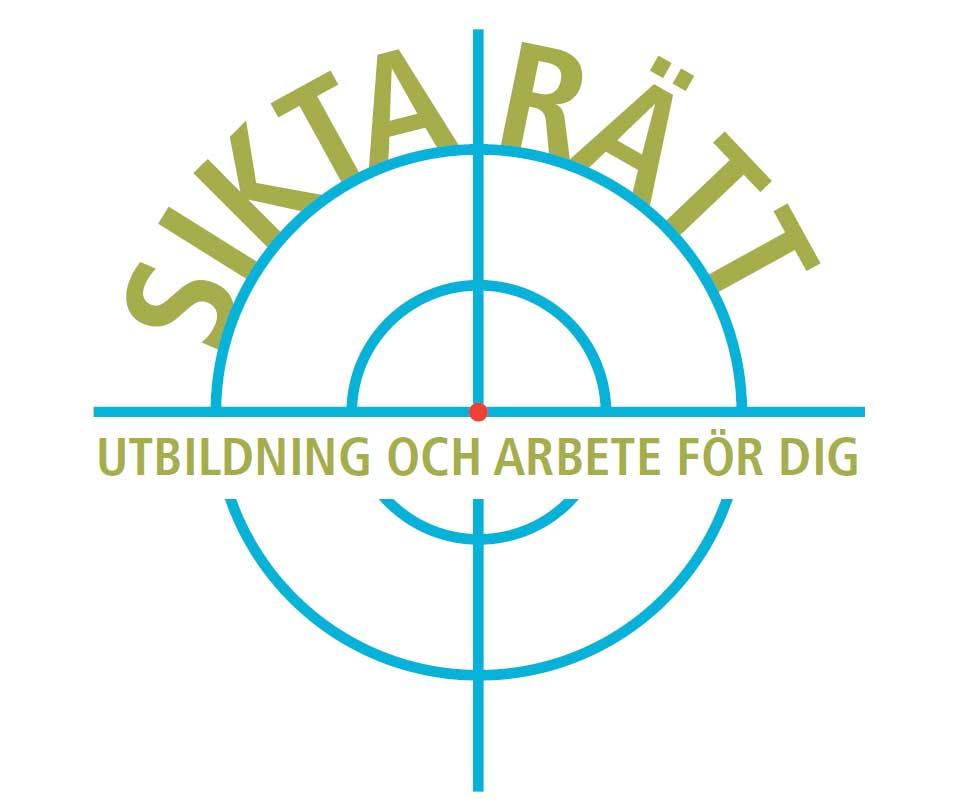 Symbol för projektet Sikta Rätt