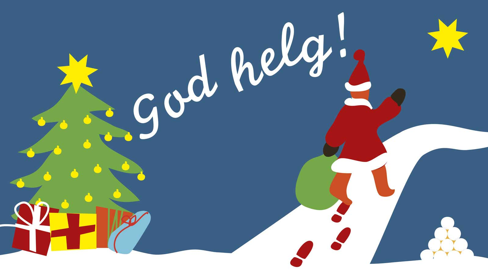 God helg! Illustration: Staffanstorps kommun