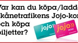 Skånetrafikens Jojo-kort