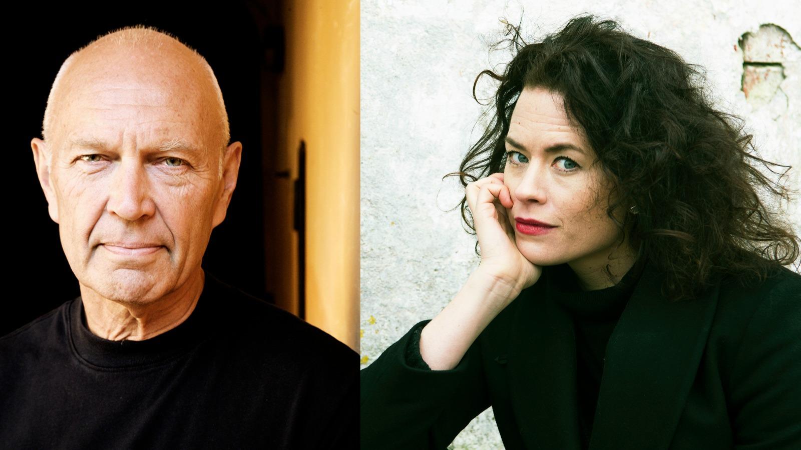 Pierre Schori och Liv Strömquist