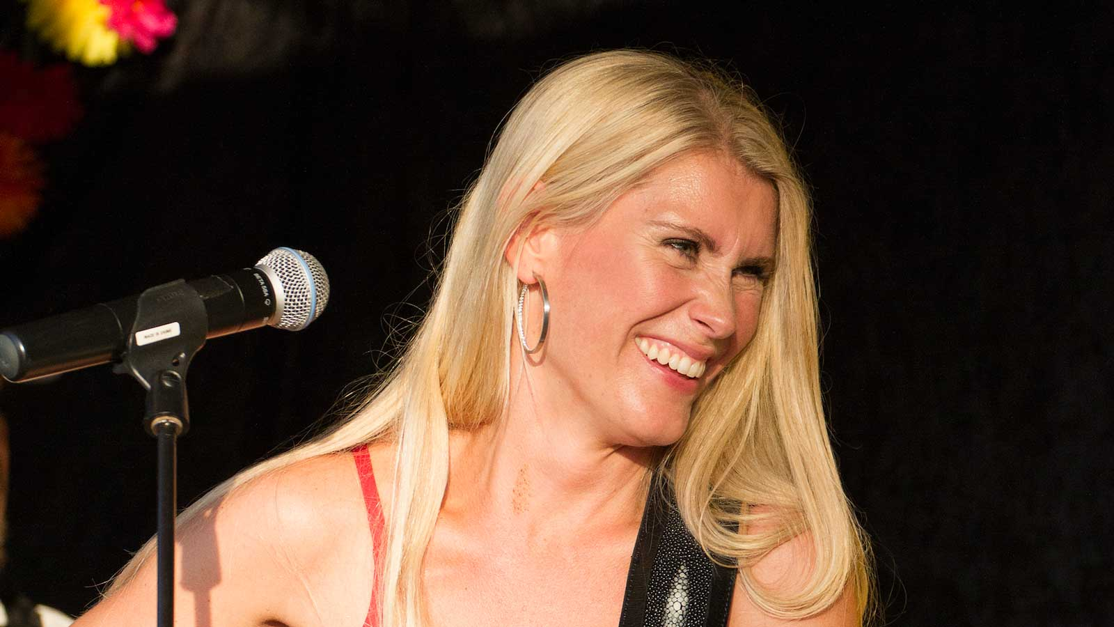Linda Lundqvist. Foto: Paulo de Oliviera