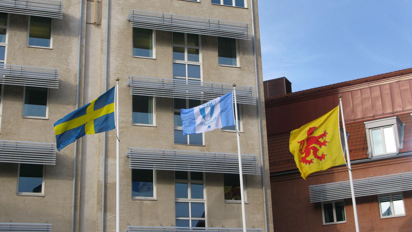 MFF_PSG på Torget i Staffanstorp. Foto: Ivar Sjögren för StaffanstorpsAktuellt