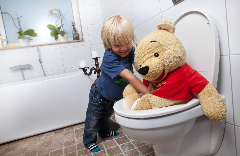 Toalett. Foto: Timo Julku