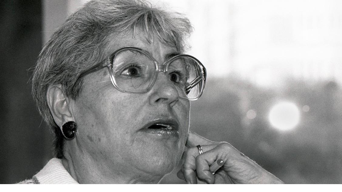 Lea Gleitman Foto: commons.wikimedia.net