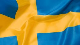Svenska flaggan. Foto: Mando Gomez by flickr