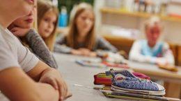 Skolbarn Foto & Licens: Åsa Siller