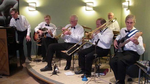 Foto: Alfa Six The Jazz Gentlemen