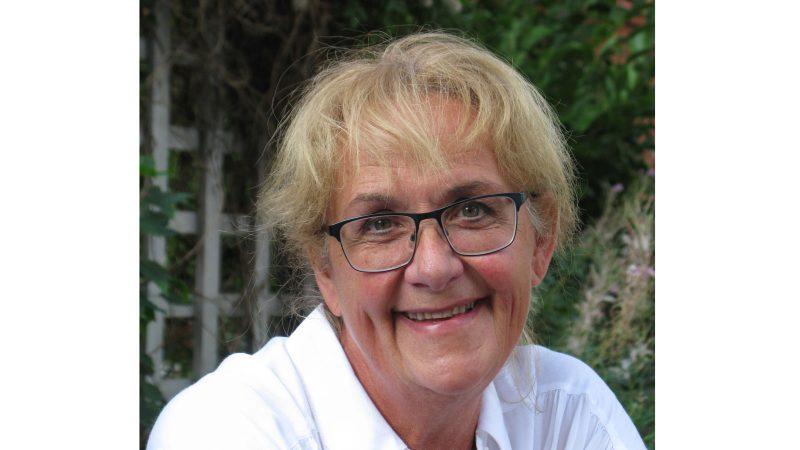 Marie-Louise Folkesson. Foto: Ivar Sjögren
