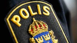 Polisen. Foto och licens: Ulrika Vendelbo