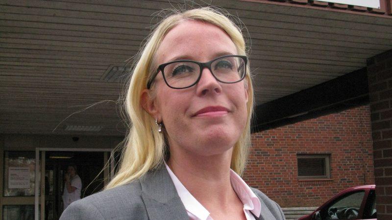 Victoria Boklund. Foto: Ivar Sjögren