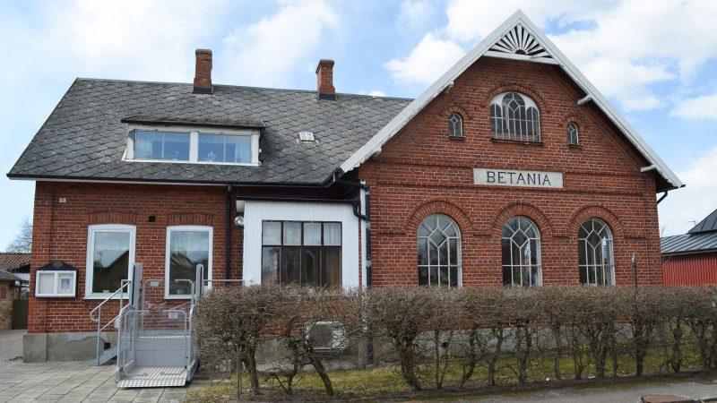 Betaniakyrkan. Foto: Nyrens Arkitektkontor