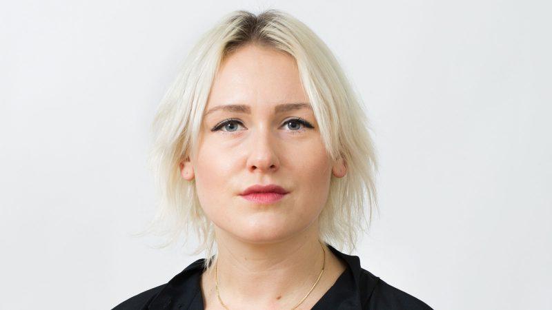 Hanna Hildeman. Foto och licens: Marcus Brunström
