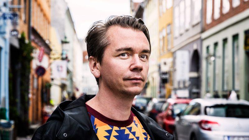 Emil Jensen. Foto och licens: PeterWestrup