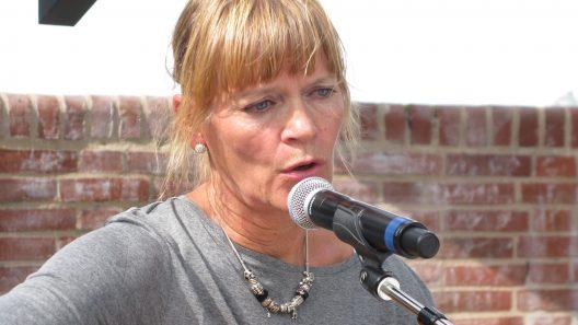 Marita Nilsson från Kyrkheddinge Foto. Ivar Sjögren