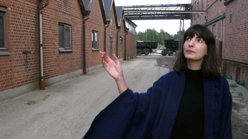 Susanna Falck. Foto: Ivar Sjögren för StaffanstorpsAktuellt