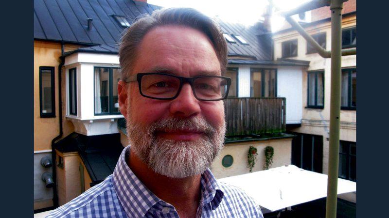Per Almström. Foto: Ivar Sjögren för StaffanstorpsAktuellt