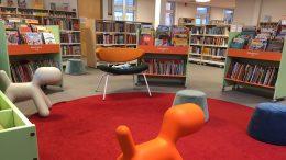 Biblioteket Foto:Lisbeth Svensson