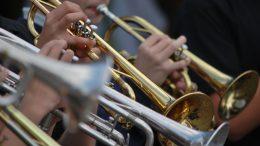 Blåsorkester Foto:Claes af Klinteberg