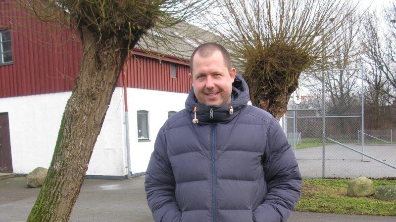Andreas Andersson. Foto: Ivar Sjögren för StaffanstorpsAktuellt