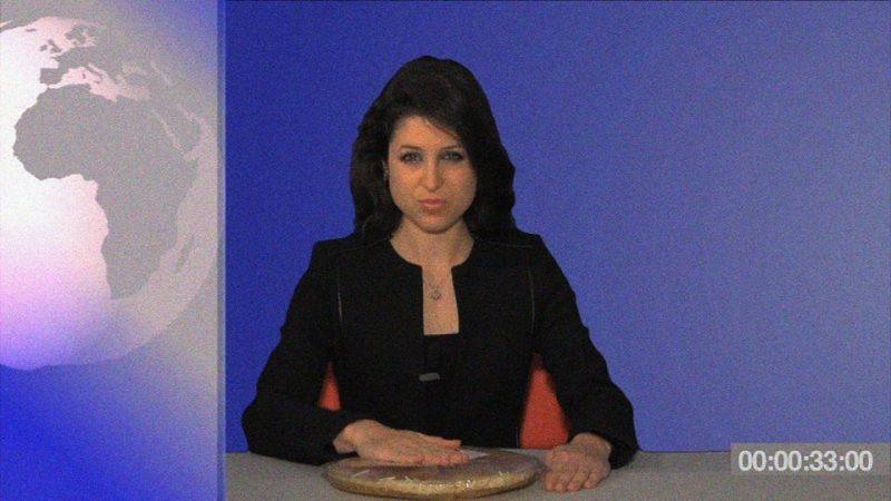 "Bild ur videoverket ""Table Manners"". Licens: Ana Rebordão"