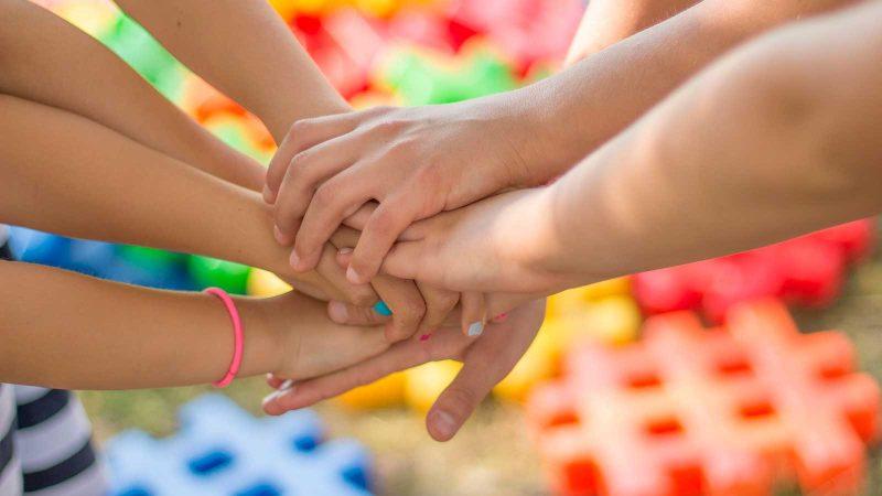 Barnhänder. Foto: jarmoluk via Pixabay