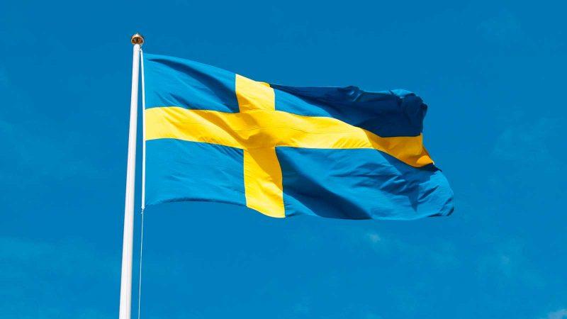 Svensk flagga. Foto: Unif via Pixabay