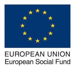 Logotype EU Socialfonden