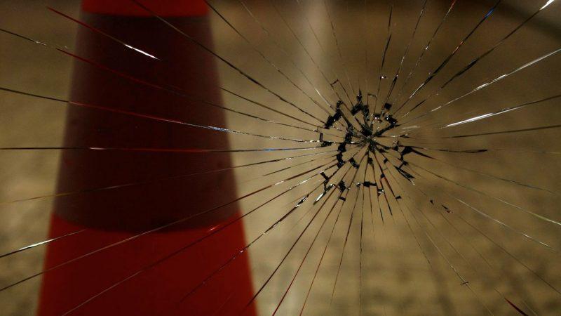 Krossat glas. Foto: PublicDomainPictures via Pixabay