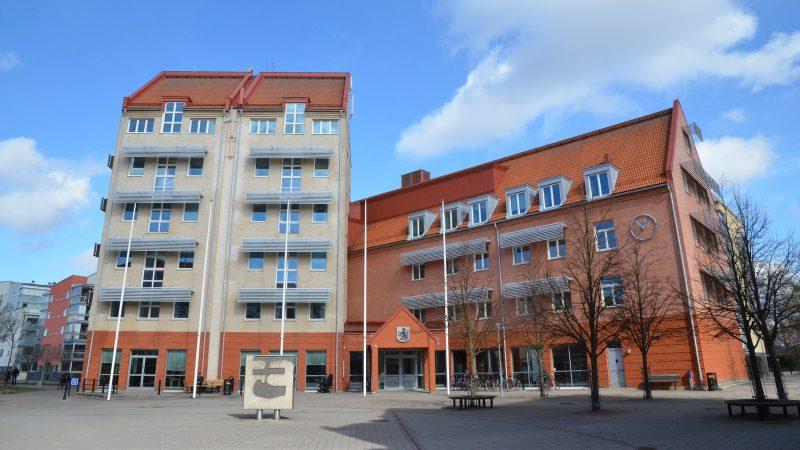 Rådhuset i Staffanstorp. Foto: Johanna Liwenborg