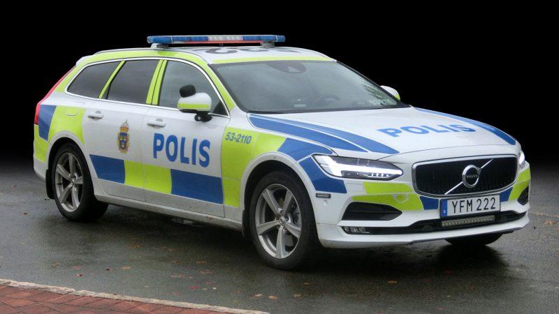 Polisbil Volvo 2017 Foto:Gunnar Creutz By: Wikipedia