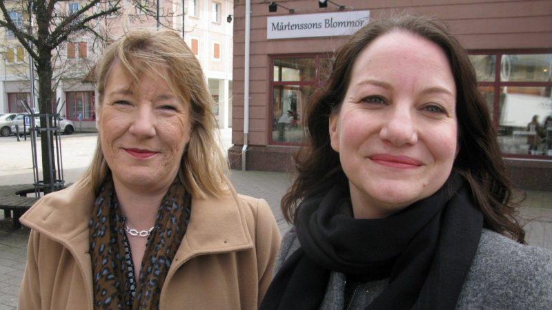 Annette Christiansson och Leila Misirli, två nya förvaltningschefer i Staffanstorps kommun