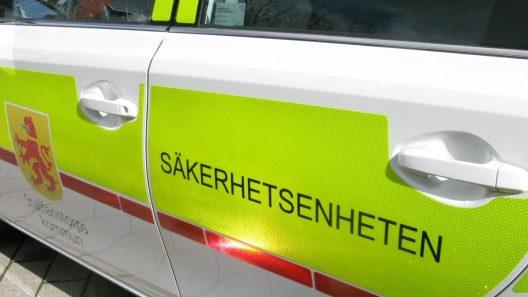 Säkerhetsenheten i Staffanstorps kommun har i vår övertagit p-övervakningen i kommunen. Foto: Ivar Sjögren