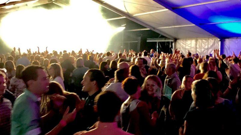 Det är stort intresse inför årets upplaga av Staffanstorps dansfestival. Arrangören räknar med fullt hus. Foto: Gustav Plantin