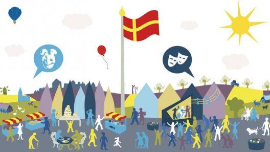 Skånefestivalen 2019 - 28 och 29 juni i Hjärups Jakriborg.