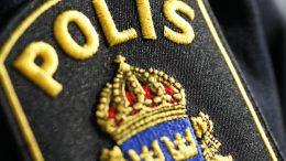 Polisuniform. Foto: Ulrika Vendelbo