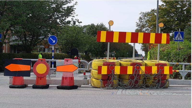 Genvägen Foto: Andreas Holm